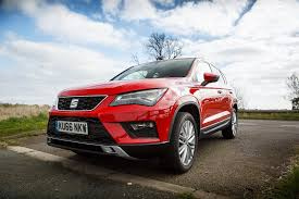 2017 Seat Ateca Xcellence Review The Ultimate New Suv
