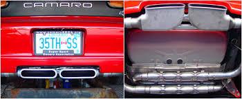 99 camaro exhaust gmmg chambered exhaust