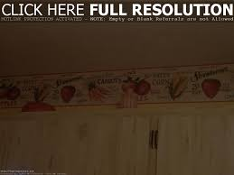 wallpaper borders for kitchen designs laurieacouture org country