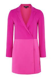100 pink blazer black knitted dress u0026 pink blazer nancy