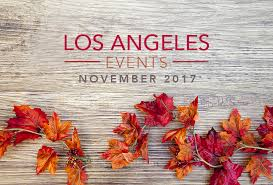 events in los angeles county november 2017