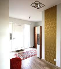 Esszimmer Farbgestaltung Wohnidee Flur