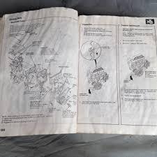 md 10 acura integra factory service manual u002792 da 2nd