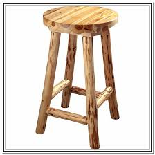bar stools rustic swivel home design ideas