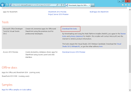 installing a sharepoint 2013 development environment the