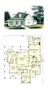 wrap around porches houseplans com ranch style house plans with