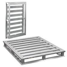 Aluminum Bed Frame Aluminum Frame Pallets Bunzl Processor Division Koch Supplies