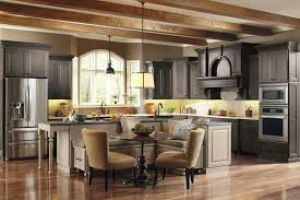 L Shaped Kitchen Islands With Seating Kitchen Island With Bench Seating Kutsko Kitchen