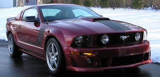 roush mustang forum requesting opinions on 2007 roush mustang ford mustang forum