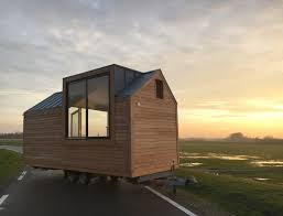 Affordable Home Designs The Life Pod Is A 15 000 Dome Shaped Dream Home On Wheels