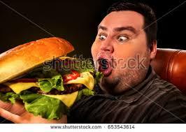 diet failure fat man eat fast stock photo 653543614 shutterstock