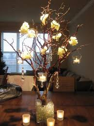 Diy Lantern Centerpiece Weddingbee by Free Wedding Centerpiece Samples Manzanita Tree Centerpieces For