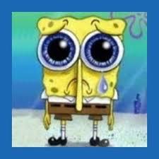 Sad Spongebob Meme - sad spongebob meme generator
