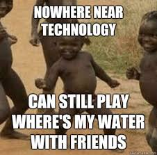 Third World Kid Meme - inspirational 3rd world kid meme kayak wallpaper