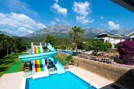 armas gul beach resort hotel kemer antalya region turkey book