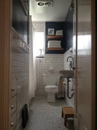 Narrow Bathroom Design Small Narrow Bathrooms Home Interesting Small Narrow Bathroom