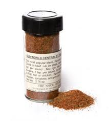 Spice Rack Fortunate Lunatic by Old World Central Street Seasoning Regular Or Salt Free Spice
