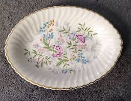 syracuse china tree pattern small platter ebay