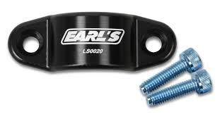 earls cooler earls ls0020erl gm ls cooler block plate with 1 8 npt port