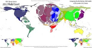 World Map Image by Worldmapper The World As You U0027ve Never Seen It Before News