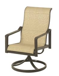 Hanamint Outdoor Furniture Reviews by Hanamint Hyde Park Sling Rocker All Things Barbecue