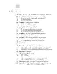 volume i a guide for state transportation agencies improving