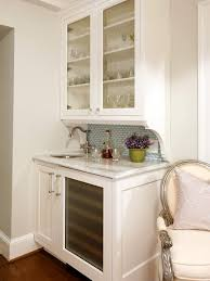 Grey Bar Cabinet Brashwell White Bar Cabinet On Wall With Frosted Glass Door