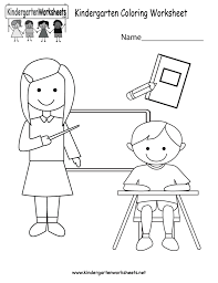 coloring pages kindergarten color words worksheet color