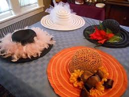 Easter Hat To Decorate by Easter Celebration Ideas