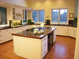 Toaster Oven Under Cabinet Kitchen Amazing Kitchen Staging Photos With Black Painted Wood