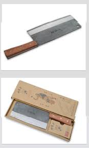 Chinese Kitchen Knives by Traditional Carbon Steel Kitchen Accessories Knives Slicing Chop
