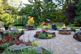 landscaping front yard ideas pictures flower bushes for front