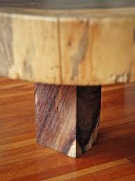 custom wood nighstands parota modern furniture mexico