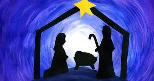 nativity pictures that artist woman how to make a nativity silhouette project