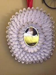 best 25 spoon wreath ideas on plastic spoons spoon