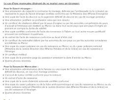 documents mariage mariage adoulaire marocain 2015 mariage franco marocain