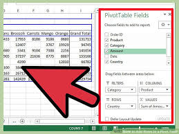 how to update pivot table how to add rows to a pivot table 10 steps with pictures