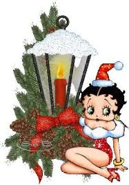 95 best christmas with betty boop images on pinterest betty boop