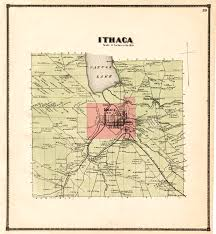 Ithaca New York Map by 16173 Jpg