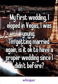 i got married in a drive thru window in las vegas