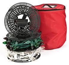 santa s bags install n store light storage reels