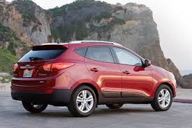 used crossover cars 2011 hyundai tucson used car review autotrader