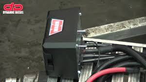 warn winch install youtube