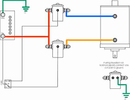 winch contactor wiring diagram periodic tables