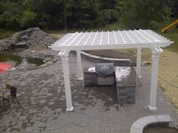 pergola design marvelous narrow pergola kits white pergola with