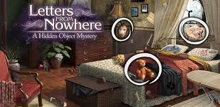 amazon com letters from nowhere a hidden object mystery
