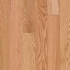 Solid Color Laminate Flooring Shop Pergo American Era 3 25 In Natural Oak Solid Hardwood