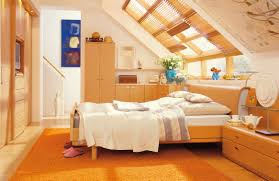 creative attic bedroom interior for boarding house spectacular