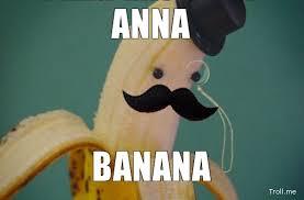 Anna Meme - anna banana jpg 555纓366 that s life pinterest cheetahs