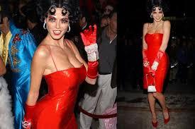 Betty Boop Halloween Costume Ranking Heidi Klum U0027s Epic Halloween Costumes